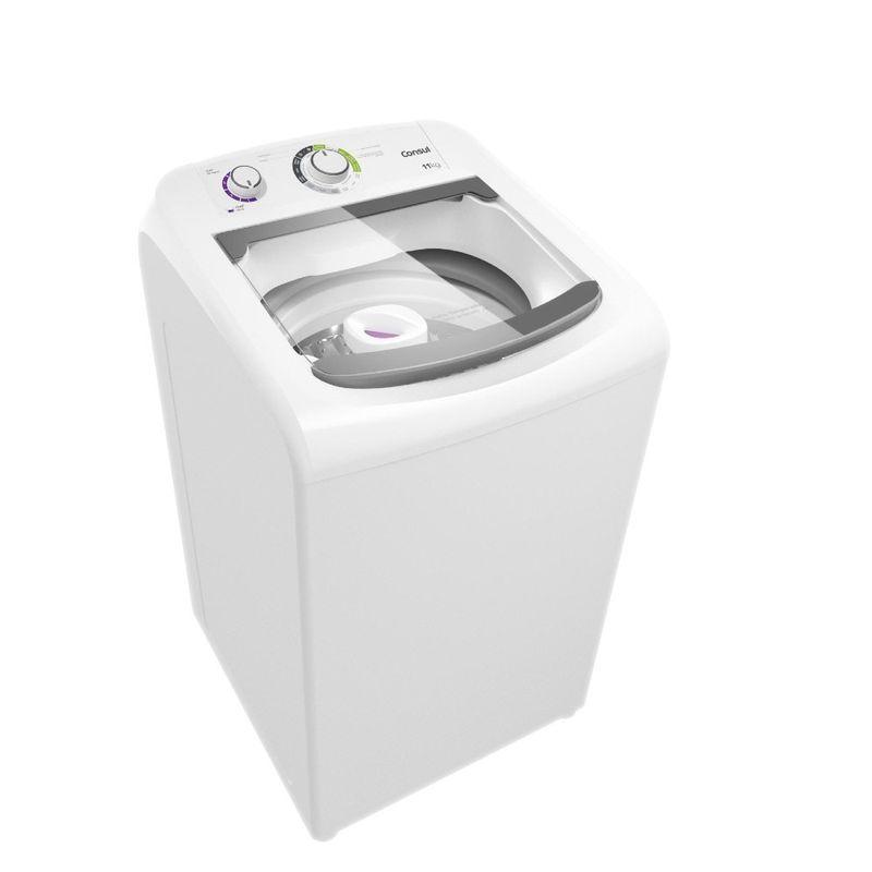 Máquina de Lavar Consul 11kg Dosagem Extra Econômica e Ciclo Edredom - CWH11BB