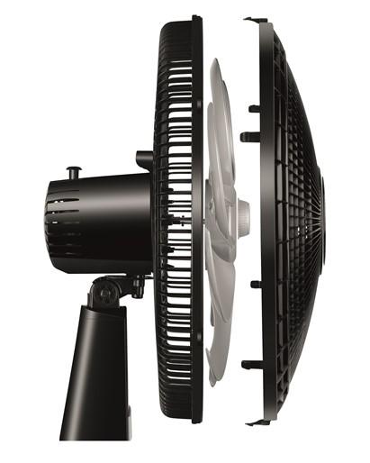 Ventilador de Mesa Mondial 40CM Maxi Power 6 Pás 220V
