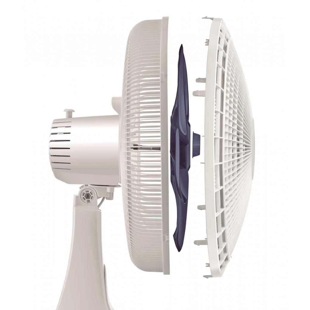 Ventilador Mondial 40CM 6 pás Branco 220V