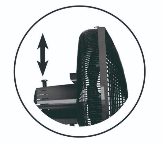 Ventilador Mondial Coluna 40CM 6 pás 220V