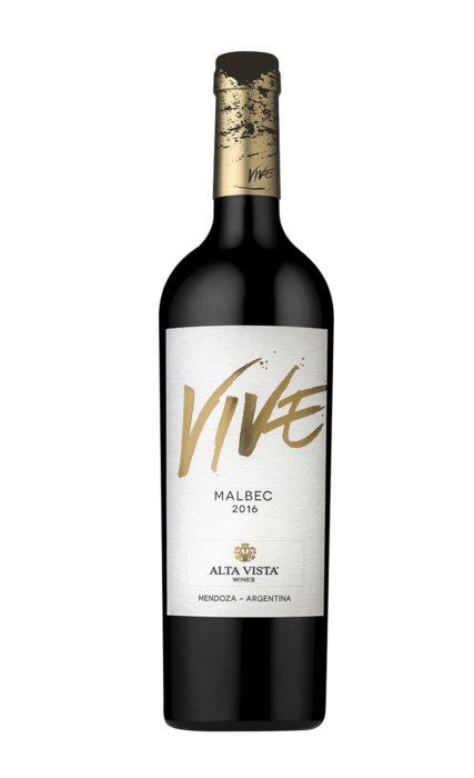 Alta Vista Vive Malbec 2018