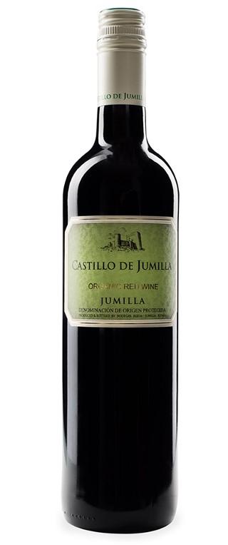 Castillo de Jumilla Monastrell Orgânico 2017