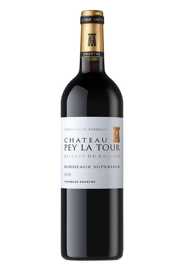 Château Pey La Tour, Réserve du Château 2017