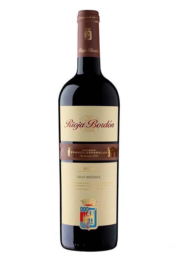 Rioja Bordon Gran Reserva 2009