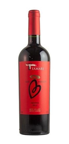 Tamarí Red Passion Blend 2014