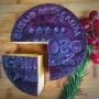 Queijo ao Vinho - Famoso de Alagoa - Medalha de Ouro - 250g
