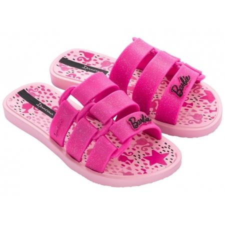 Chinelo Slide Ipanema Barbie Girl 26754