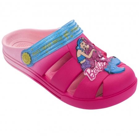 Sandália Babuche Barbie Magic Garden 22586