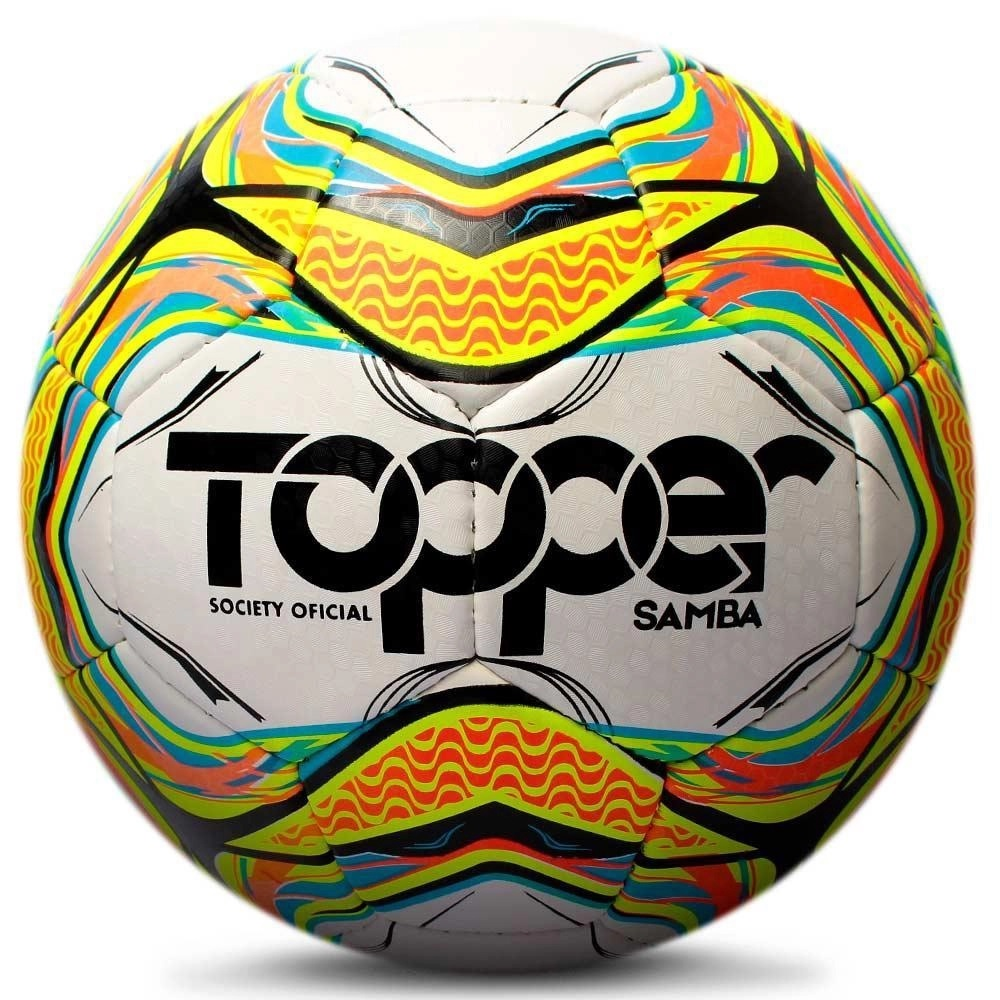 Bola Society Topper Samba II Oficial Original