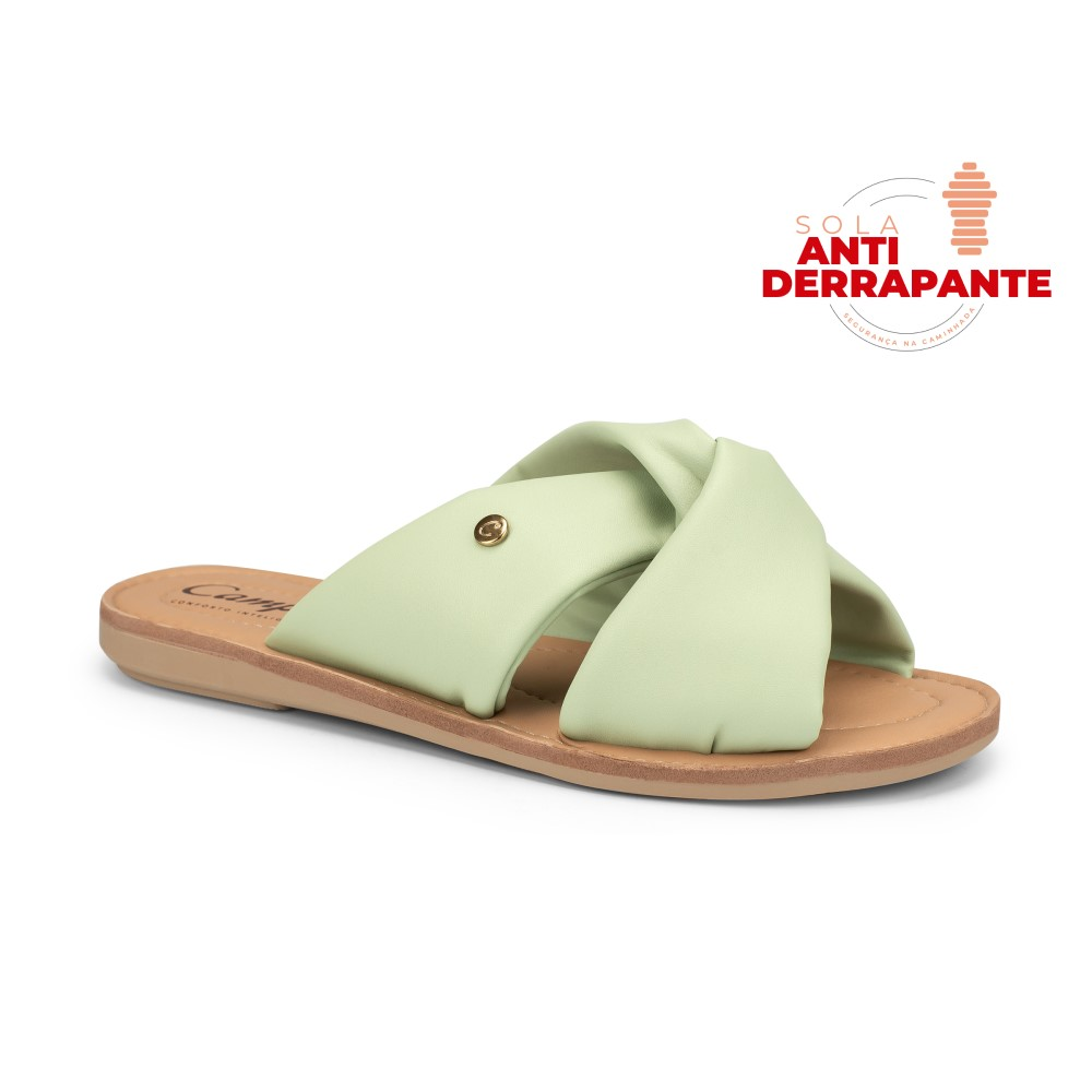Chinelo Rasteiro Campesi Conforto L8021