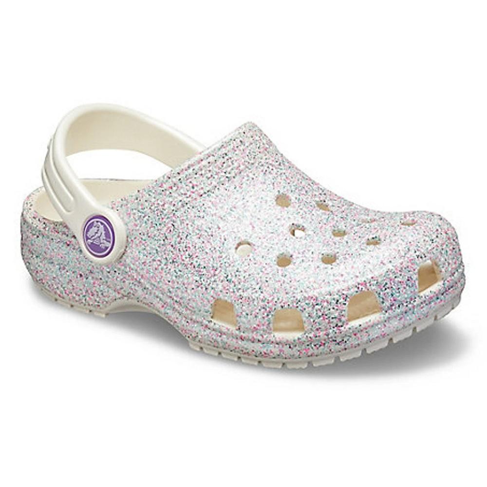 Crocs Classic Kids Glitter