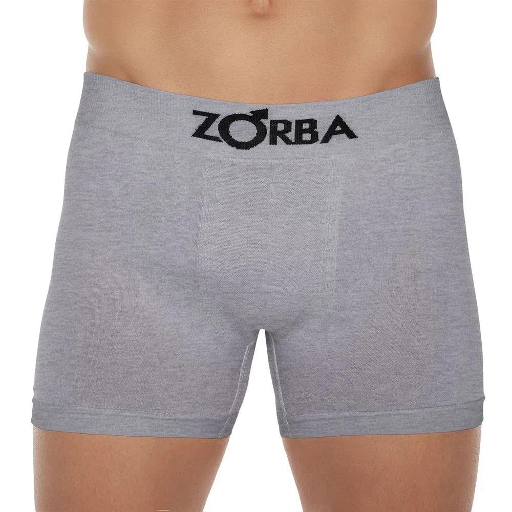 Cueca Boxer Box Zorba 781 Sem Costura Algodão