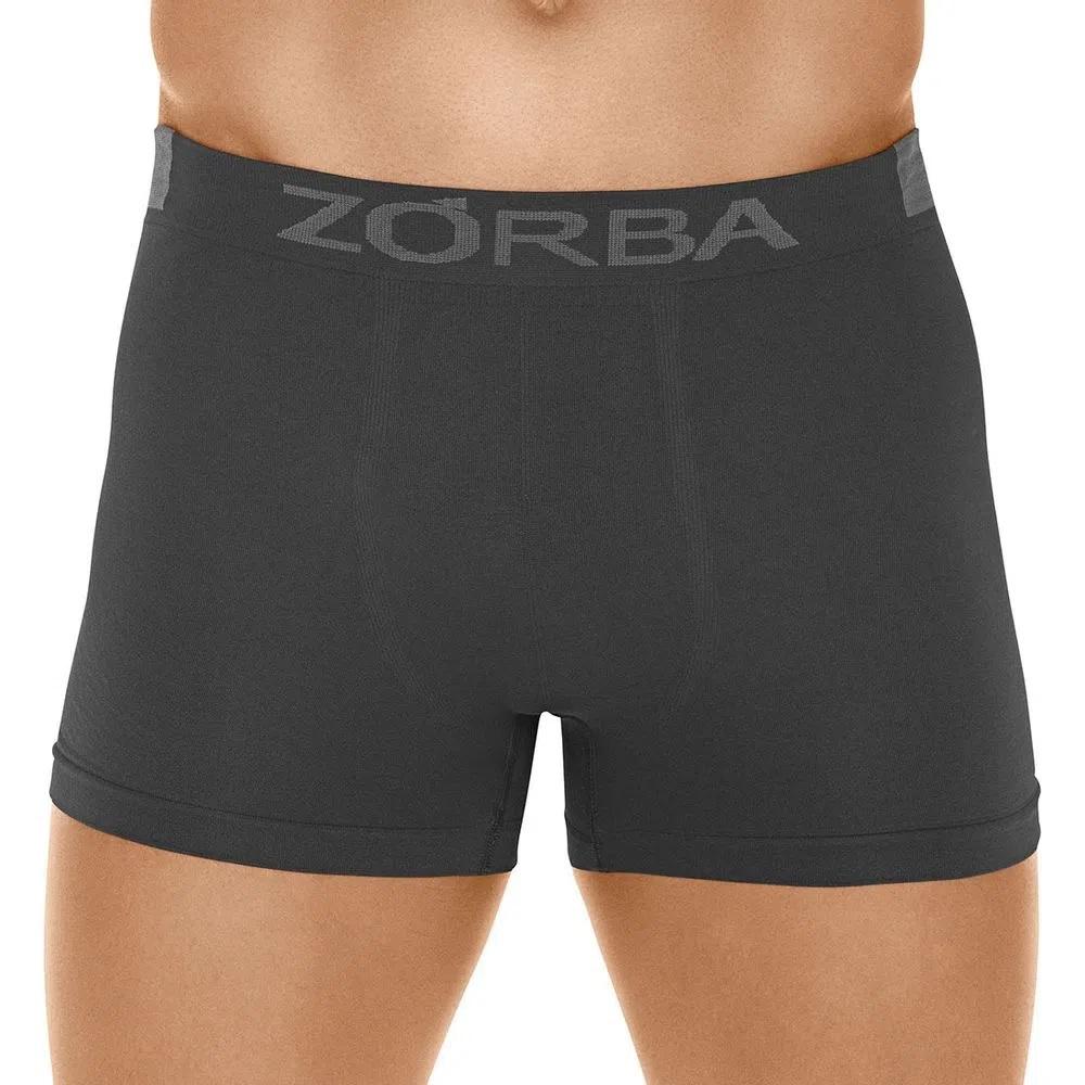 Cueca Boxer Zorba Microfibra Extreme Sport Sem Costura 836