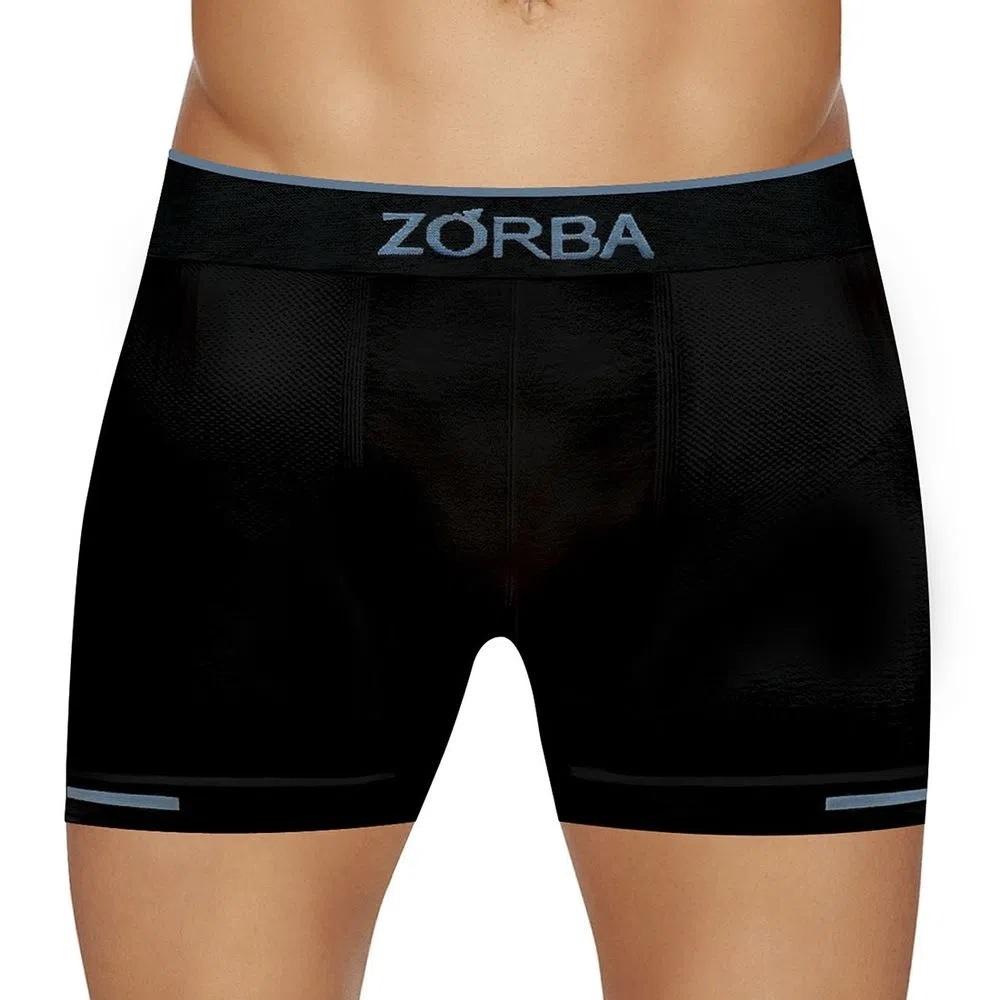 Cueca Zorba Boxer Extreme Point Sem Costura 846