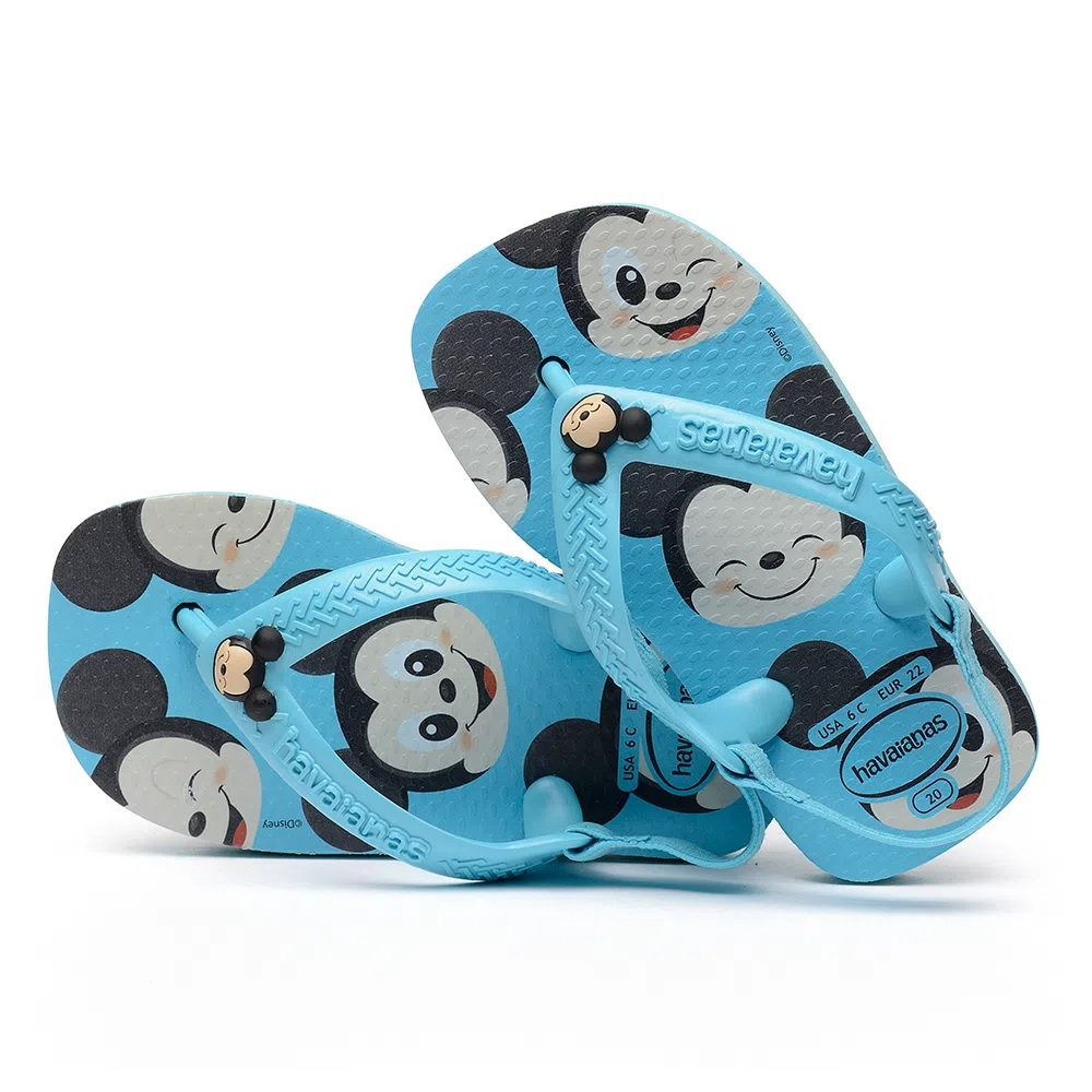 Havaianas Mickey Baby Disney Classic