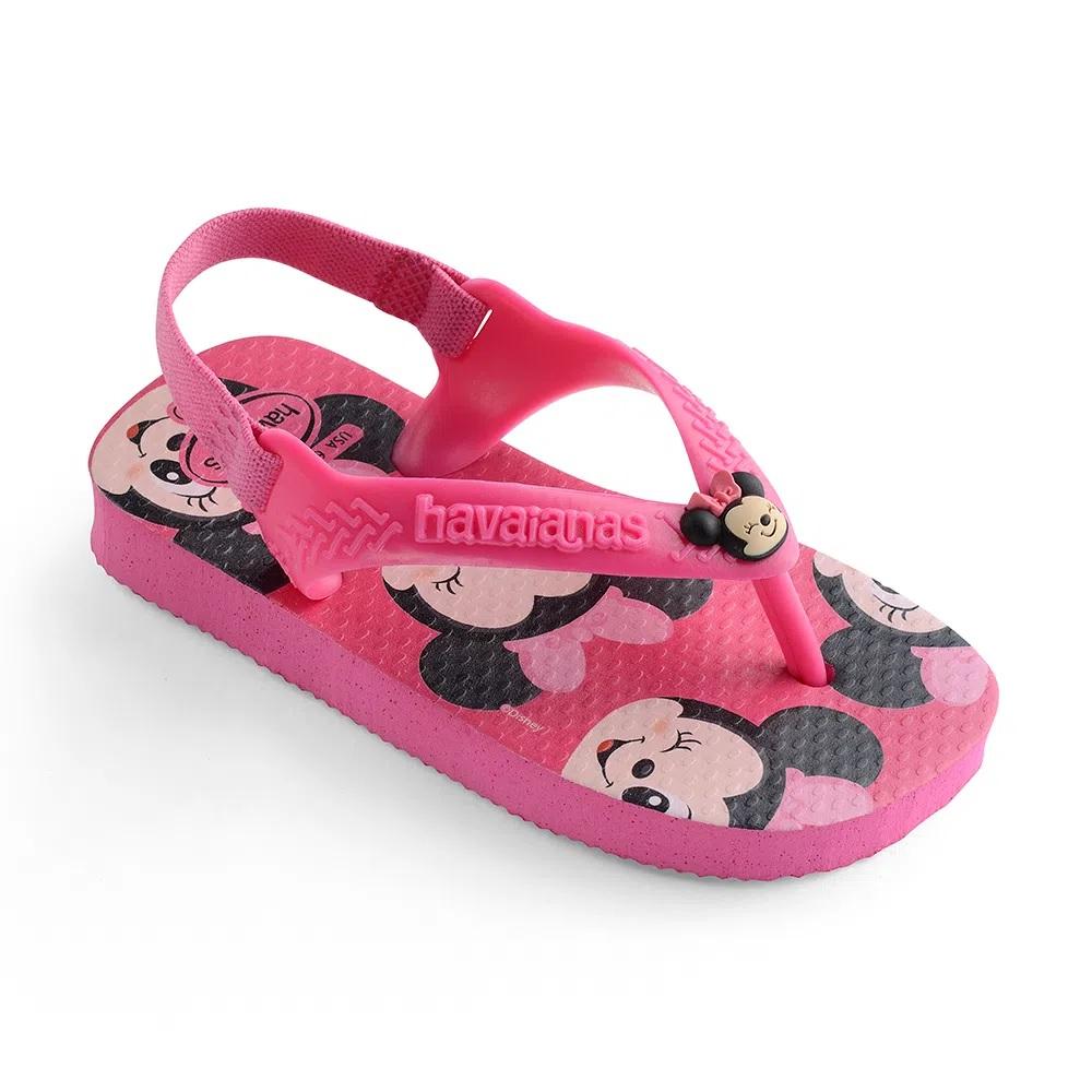 Havaianas Minnie Baby Disney Classic