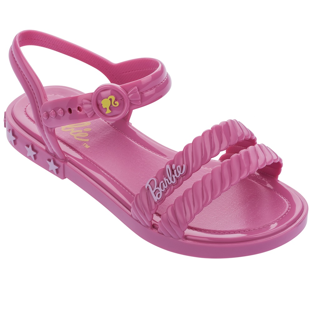 Sandália Barbie Candy Bag 22492