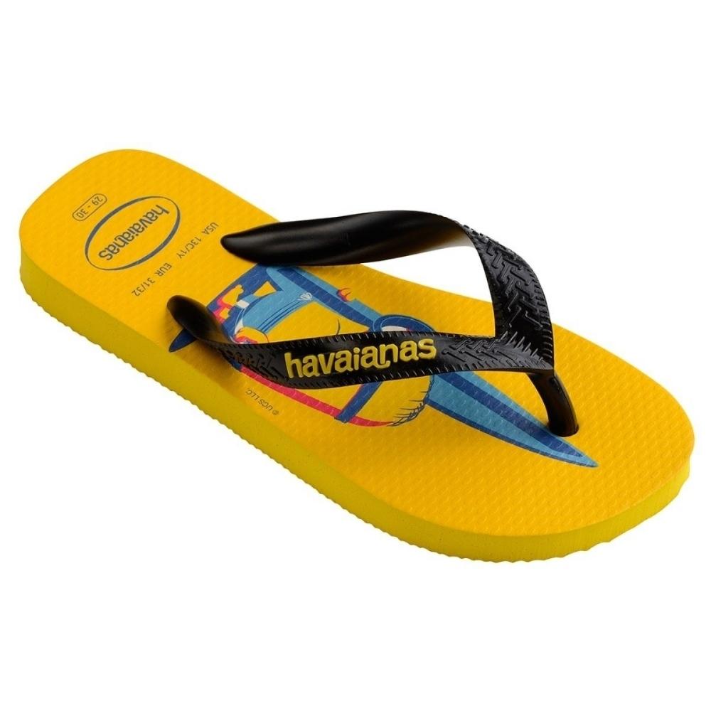 Sandália Chinelo Havaianas Minions