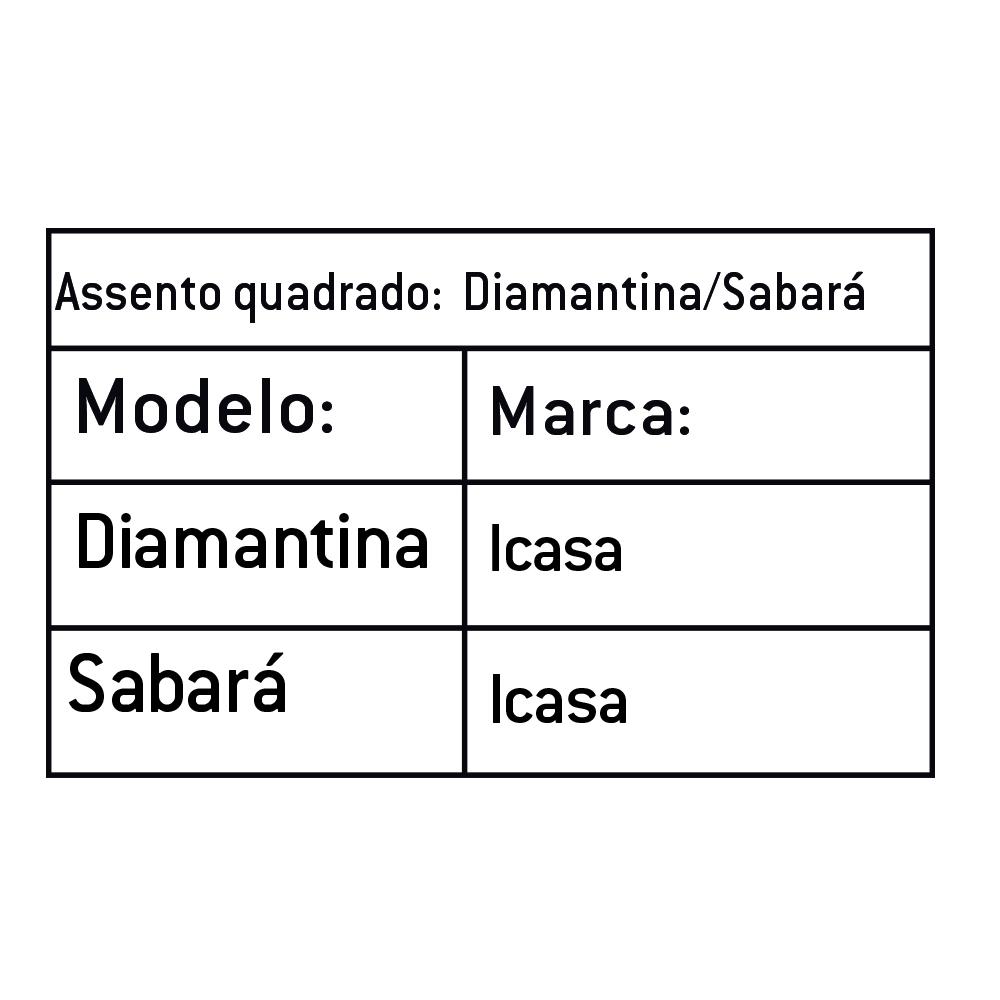 DIAMANTINA/ SABARA PP CONV.