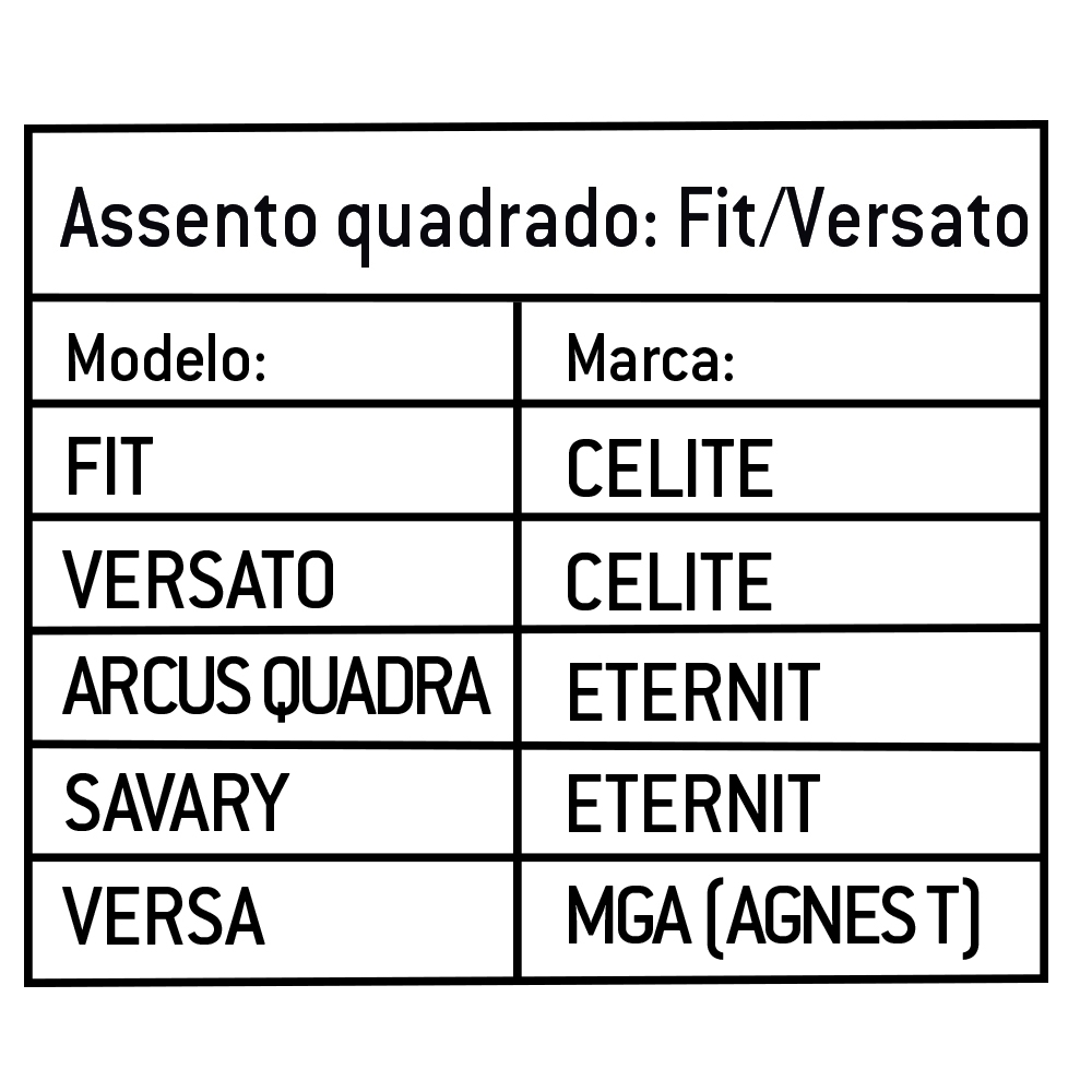 FIT/ VERSATO PP CONV.