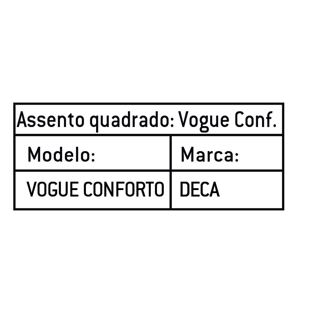 VOGUE CONFORTO PP CONV.