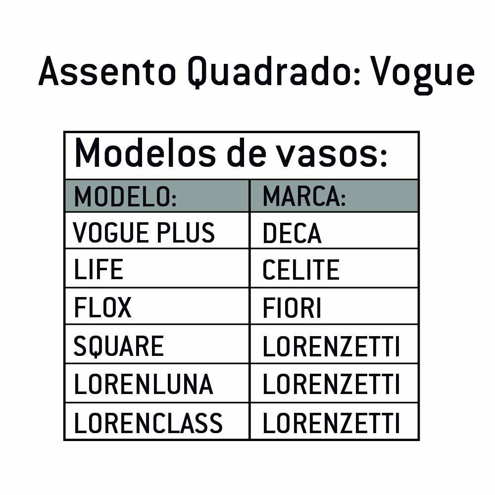 VOGUE/ LIFE/ FLOX TF CONV.