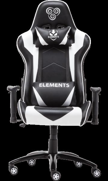 Cadeira Elements Veda AER branca/preta