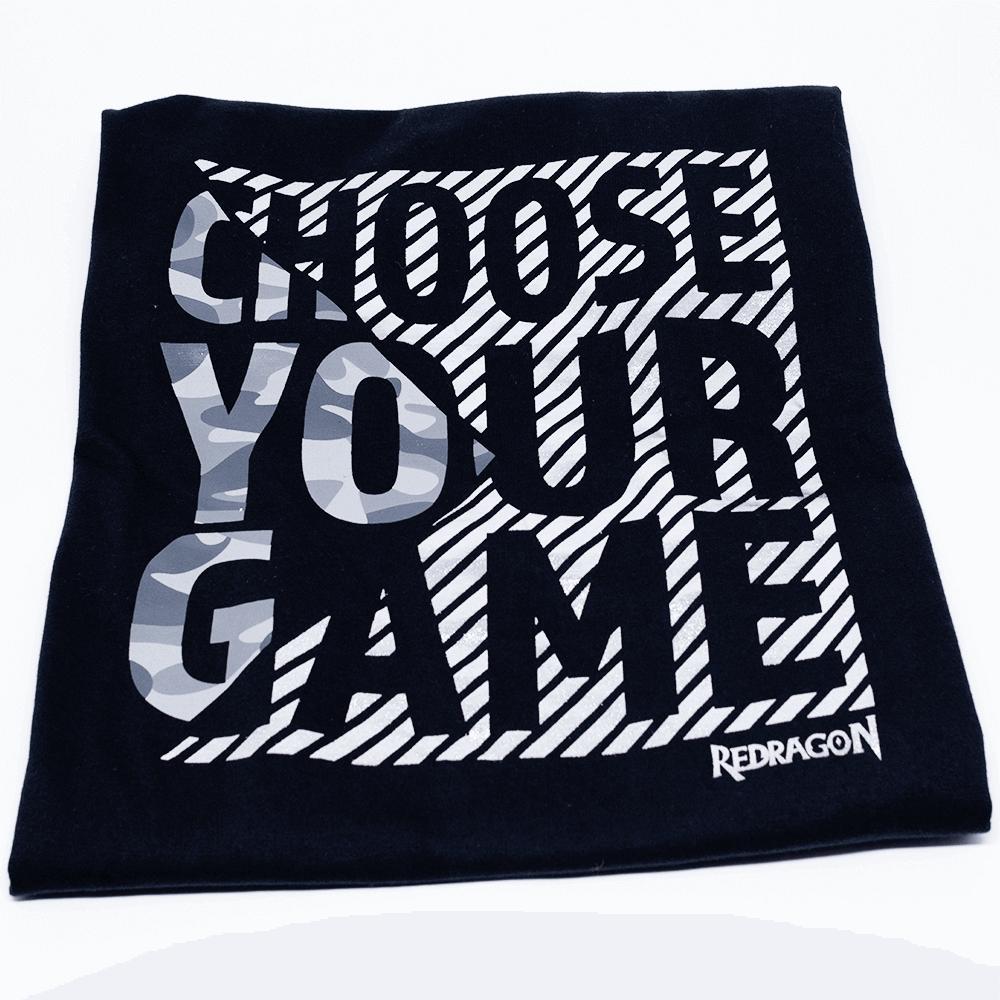 Camiseta Redragon CHOOSE YOUR GAME  MD7