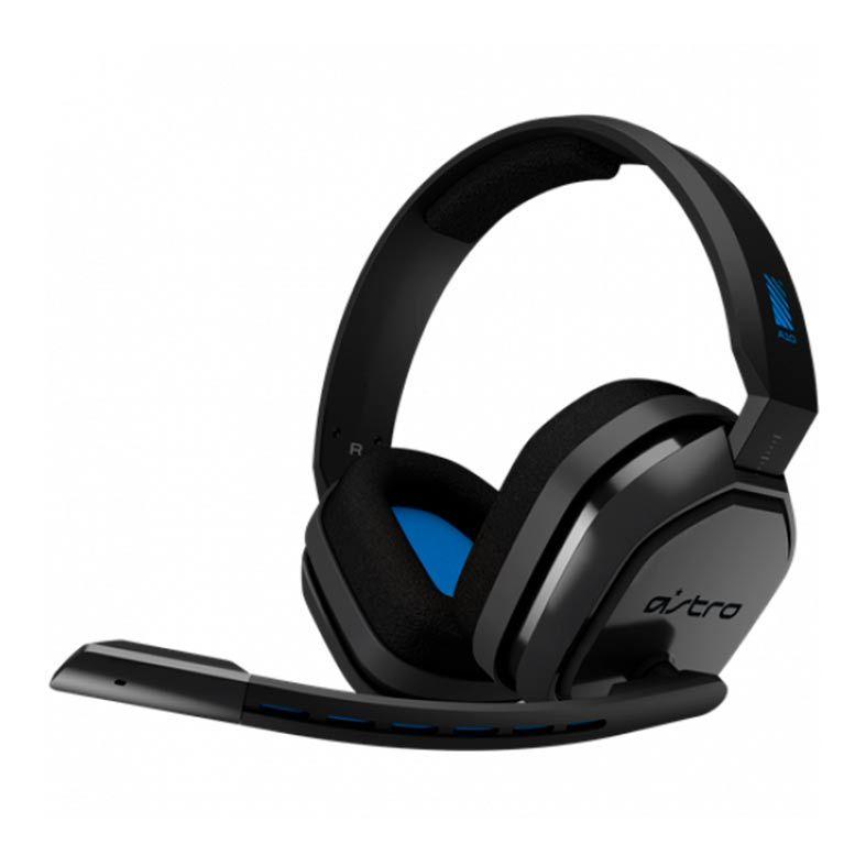 Headset ASTRO A10 preto/azul PARA PS4