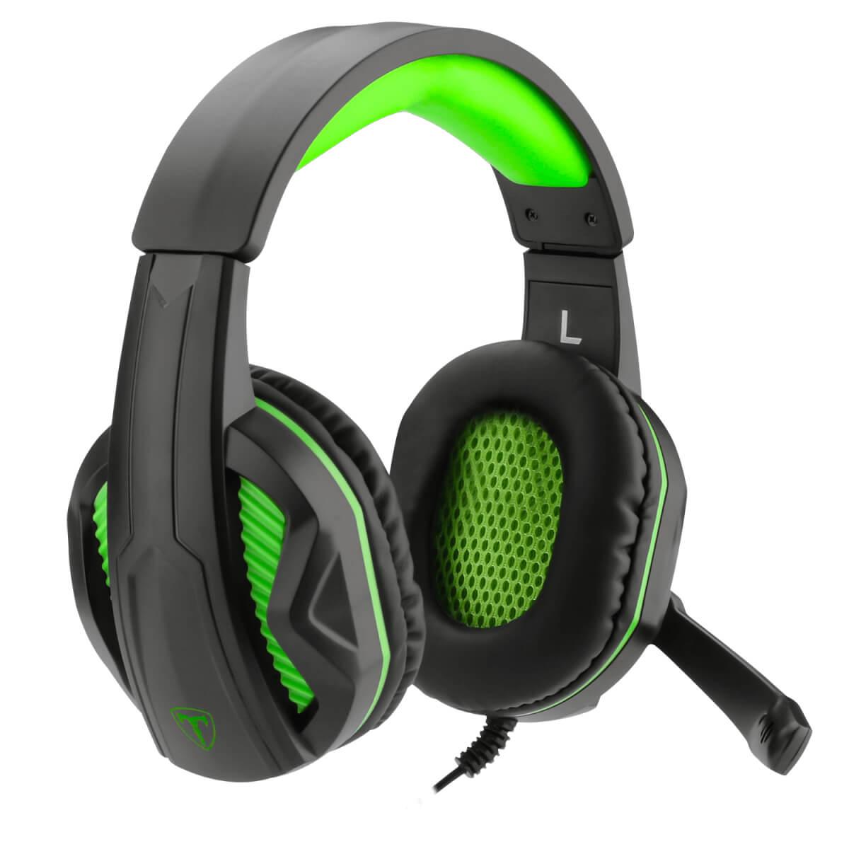 Headset COOK preto