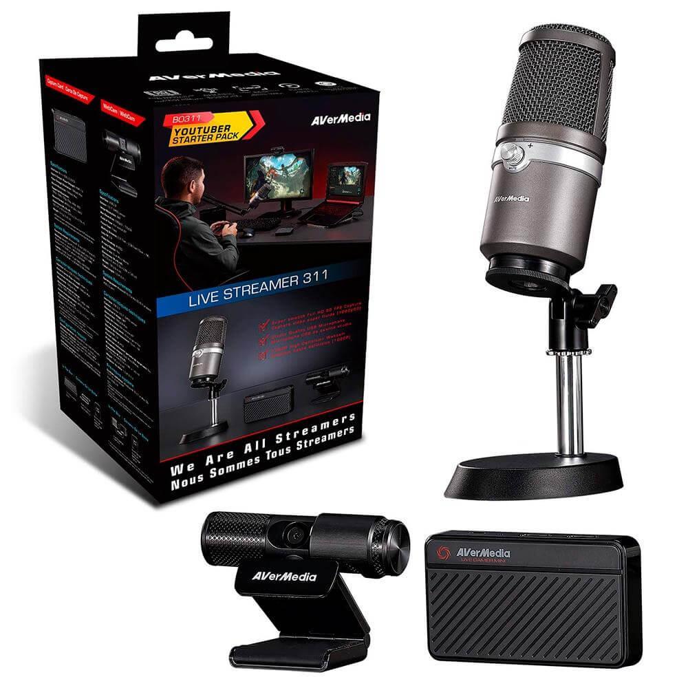Kit Live Streamer B0311