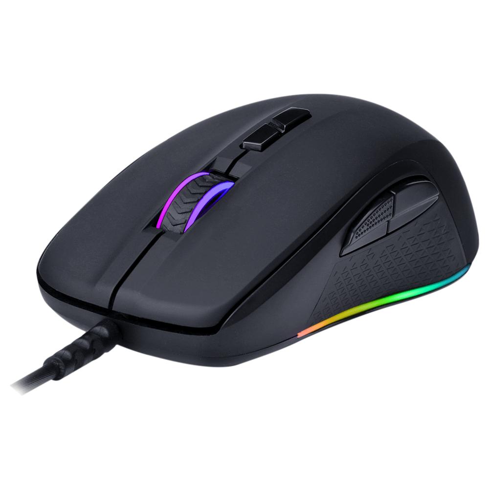 Mouse Redragon Stormrage RGB preto