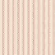 FABRICART - Textura Listrada Rosé - Basics Country - 25cm X 150cm - Tecido Tricoline