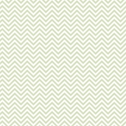 FABRICART - CHEVRON VERDE CANDY - 25cm X 150cm - Tecido Tricoline