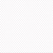 FABRICART - POÁ ROSA CANDY - 25cm X 150cm - Tecido Tricoline