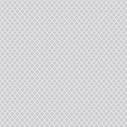 FABRICART - VITRAL CINZA CANDY - 25cm X 150cm - Tecido Tricoline