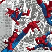 FERNANDO MALUHY - COLEÇÃO MARVEL - SPIDER MAN - HOMEM ARANHA - 25cm X 150cm - Tecido Tricoline