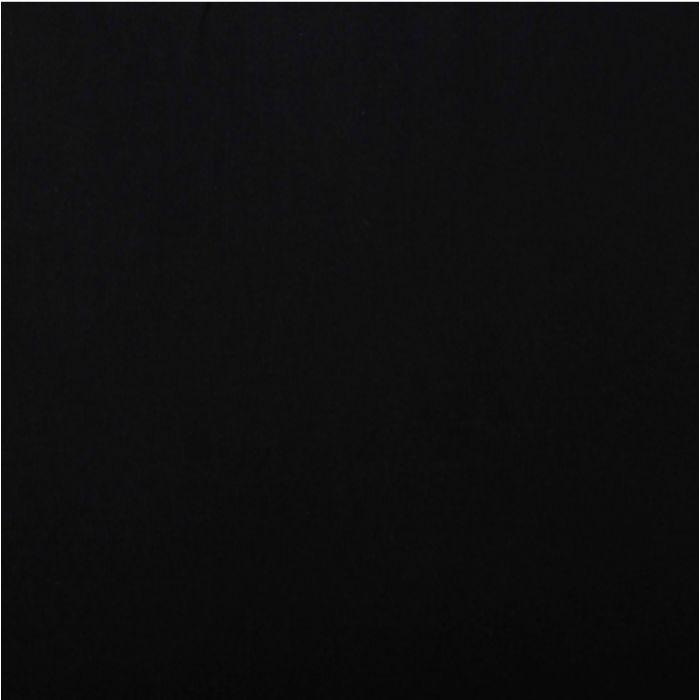 FERNANDO MALUHY - Tecido Tricoline Preto Liso - 25cm X 150cm
