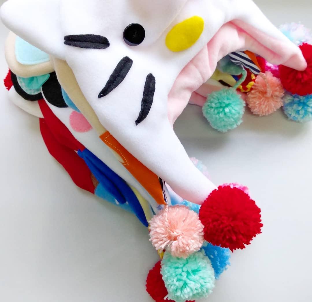 Touca Gorro Hello Kitty - 1 a 8 anos
