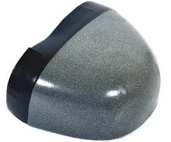 Botina de Segurança em couro com biqueira de ferro e metatarso 406GB