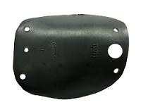 Botina de Segurança em couro com biqueira de ferro e metatarso 402GB