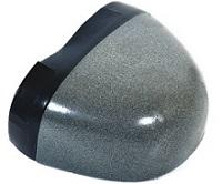 Botina de Segurança em Couro Lixado com Biqueira de Aço e Protetor de Metatarso 406GBR