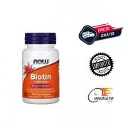 Biotina - Now Foods (1000mcg - 100 cápsulas)
