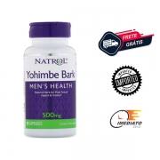Ioimbina - Natrol (500 mg - 90 Cápsulas) | Para que serve, beneficios, comprar
