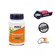 Silimarina 150mg - Now Foods (60 Cápsulas - 150mg)