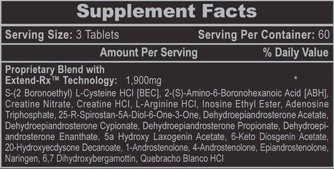 Anavar - Hi Tech  (180 Comprimidos - Importado) | Ciclo de Oxandrolona | Comprar e Preço