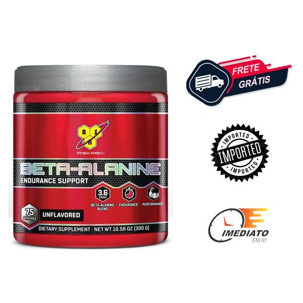 Beta Alanina - BSN Nutrition (300 Gramas - 75 Doses) | Para que serve, beneficios, comprar
