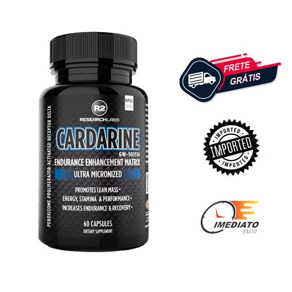 Cardarine - R2 Research Labs ( 60 Cápsulas )