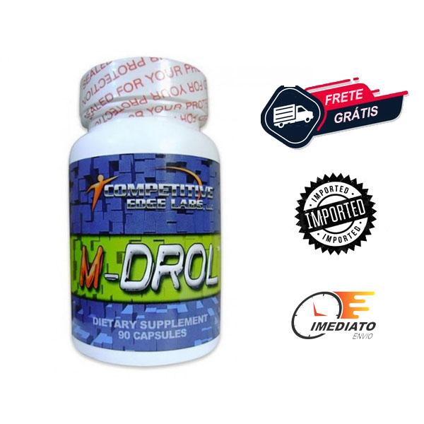 M Drol - Competitive Edge Labs ( 90 cápsulas ) | Para que serve, beneficios, comprar