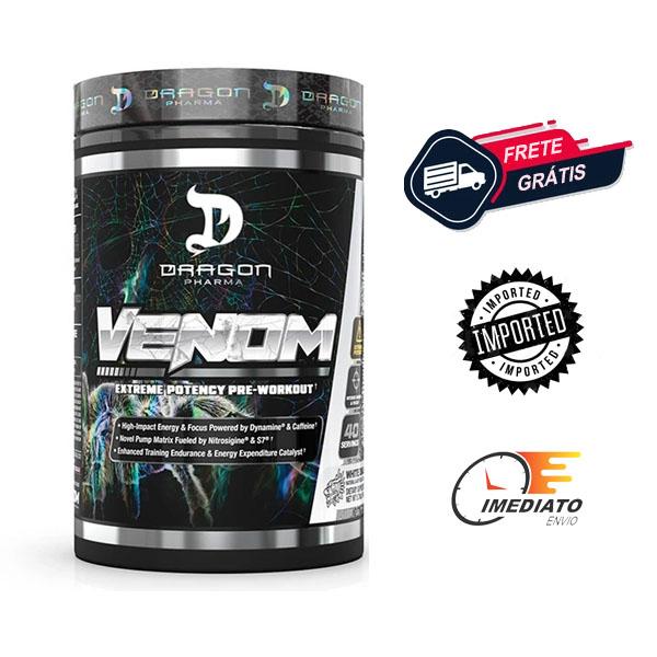 Venom - Dragon Pharma (40 Doses)